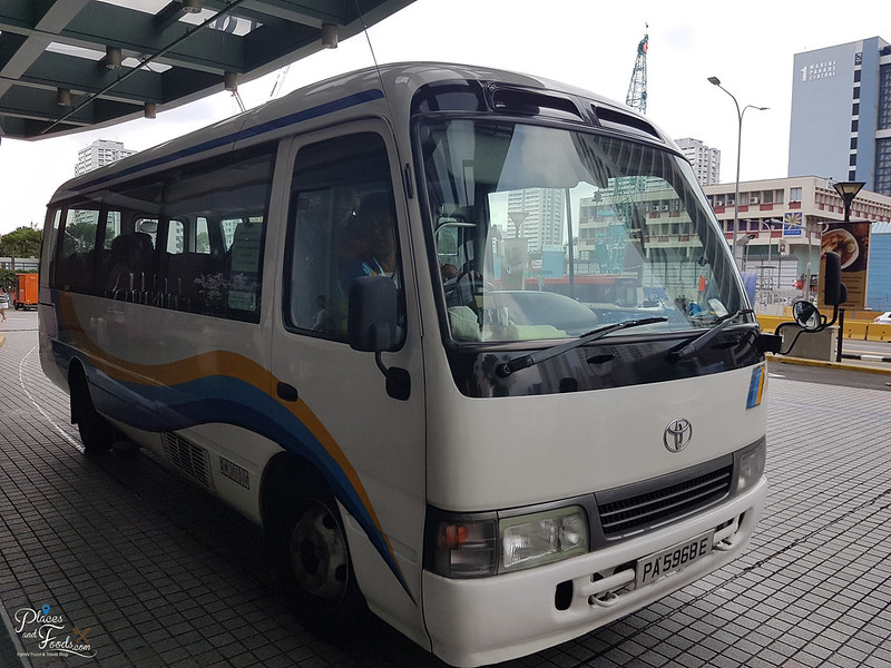grand mercure shuttle bus