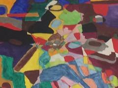 Guns abstract by Robert Scott