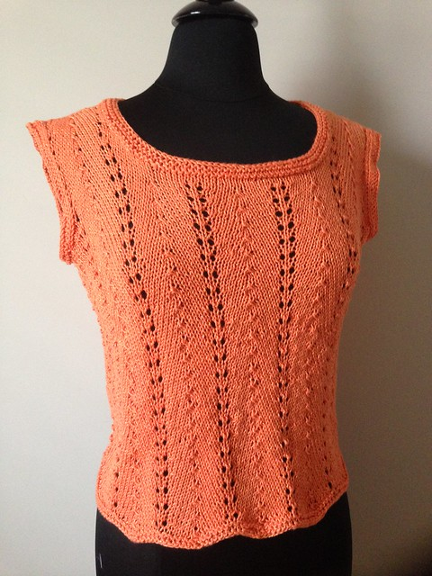 Sue2Knits Summer Tee Top