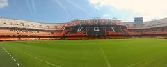 Estadio de Mestalla - Valencia