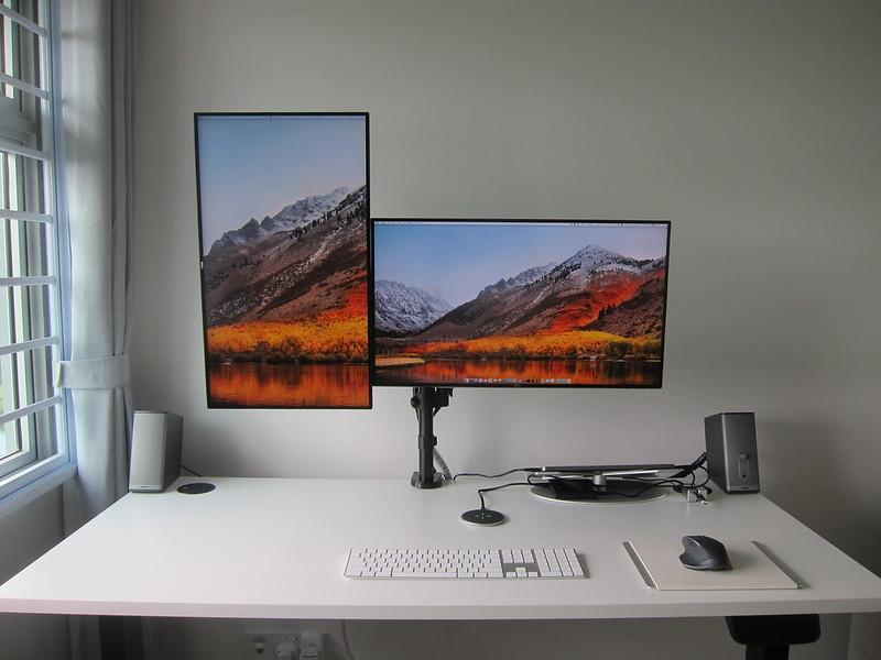 ErgoEdge AmpDesk Standing Desk