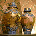 Guilded Chinese-Style Jars