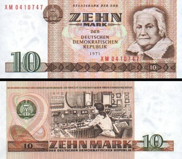 5 Mariek Nemecká demokratická republika 1971 (1985), P28b