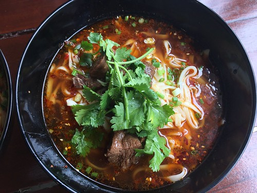 コサムイ チャイニーズヌードル  Koh samui Chinese noodle
