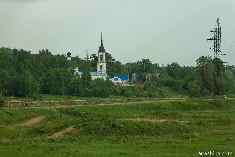 Сельская церковь, Владимирская область