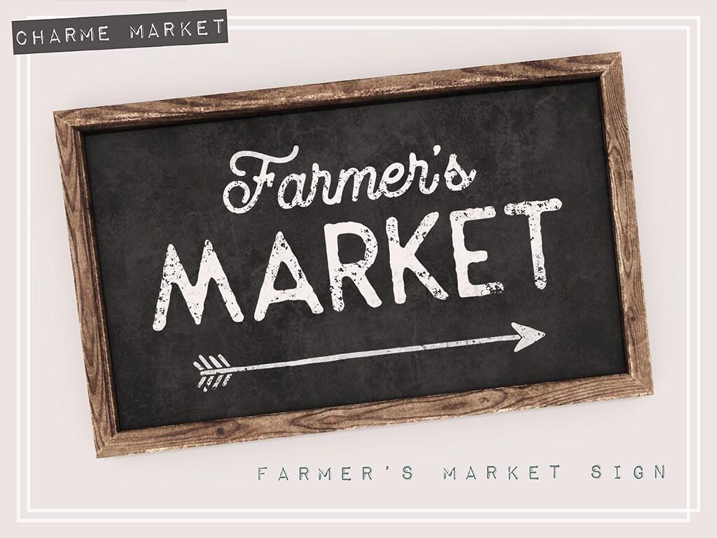 farmer's market - TeleportHub.com Live!