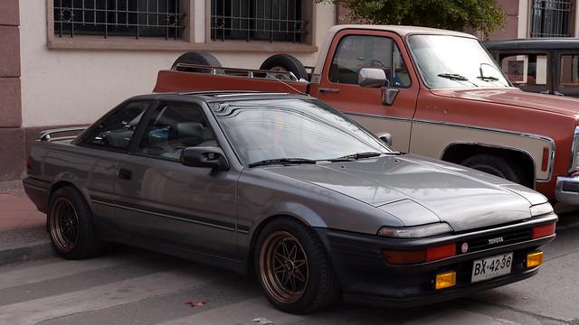 Corolla (E90) - Toyota