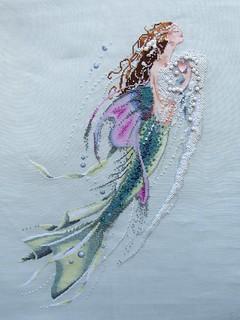 Mermaid of the Pearls, first look