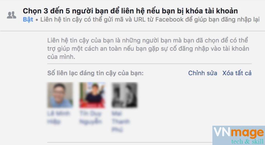 để không bị mất Facebook