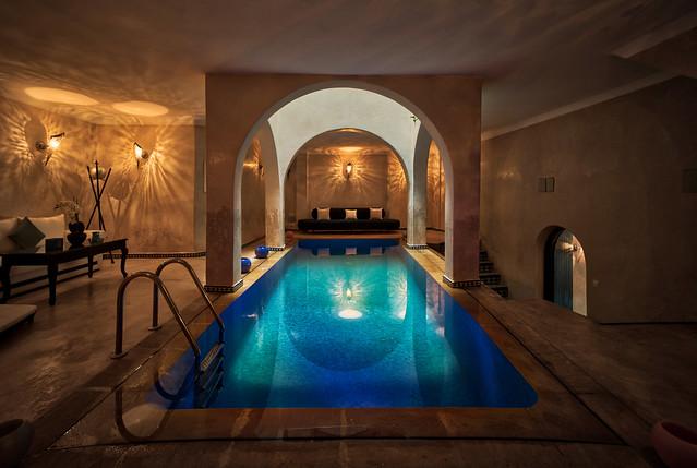 Morocco Pool