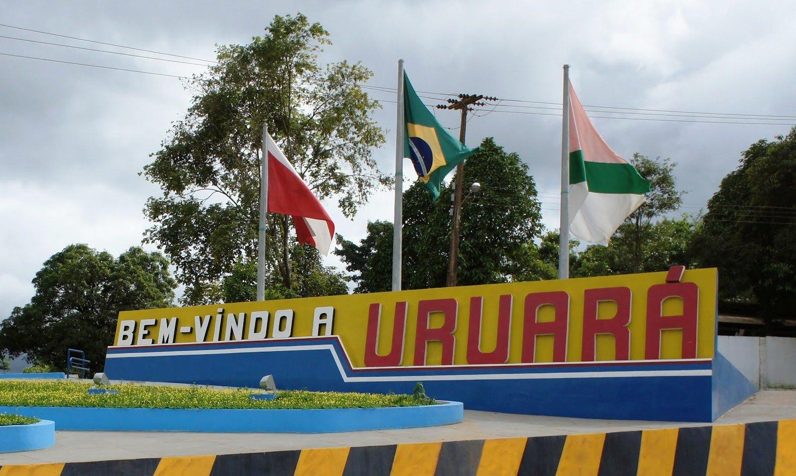 Uruará, Mojuí dos Campos, Conceição do Araguaia e Juruti em 5 notas curtas, Uruará