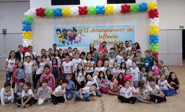 6ª Jornada Nacional da IAM - Sapezal (MT)