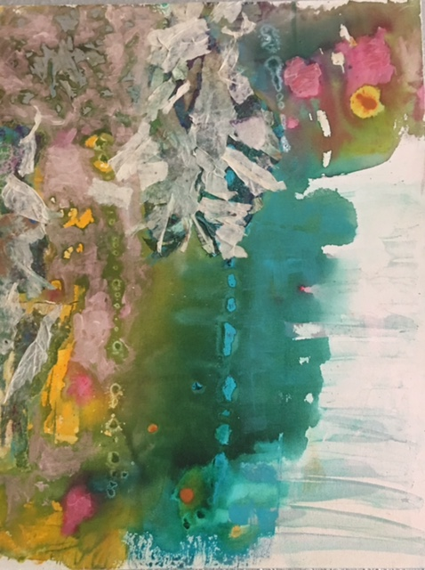Art Exhibits: June 2018: Theresa Lugo