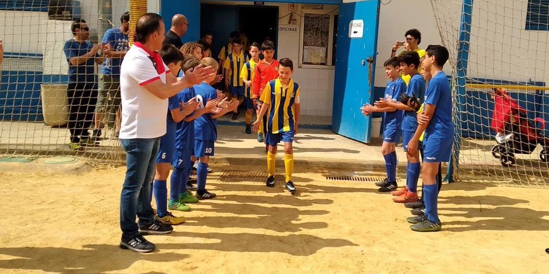 La UD Consolación campeón de 4º Andaluza alevín
