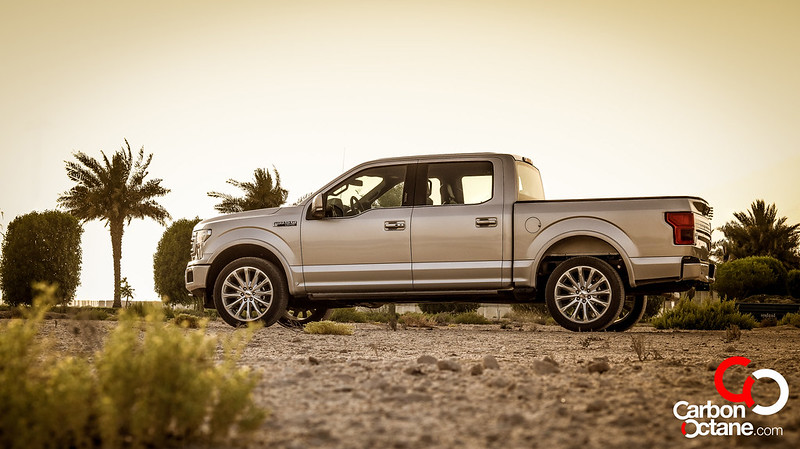 2018 ford f150 platinum review dubai uae carbonoctane 18