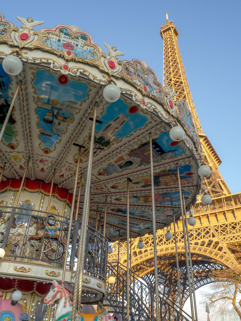 Paris-Pariisi-eiffel