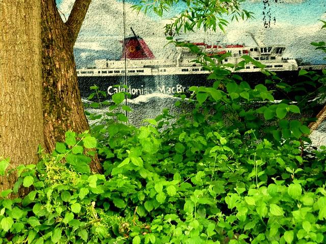 Ferry. Wall Art