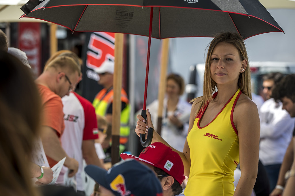 DHL during the 2018 FIA WTCR World Touring Car cup, Race of Hungary at hungaroring, Budapest from april 27 to 29 - Photo Gregory Lenormand / DPPI