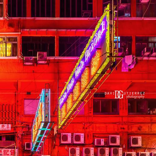 Neon Passion - Hong Kong