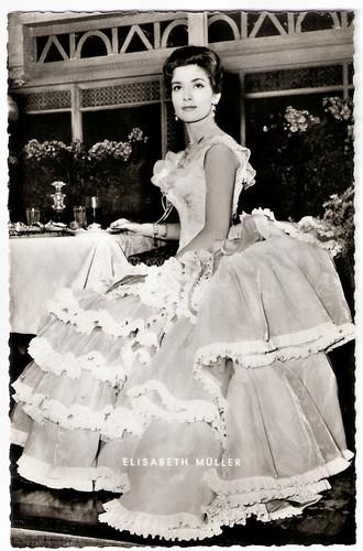 Elisabeth Müller in Skandal in Ischi (1957)