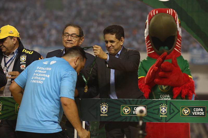 Final da Copa Verde 2018