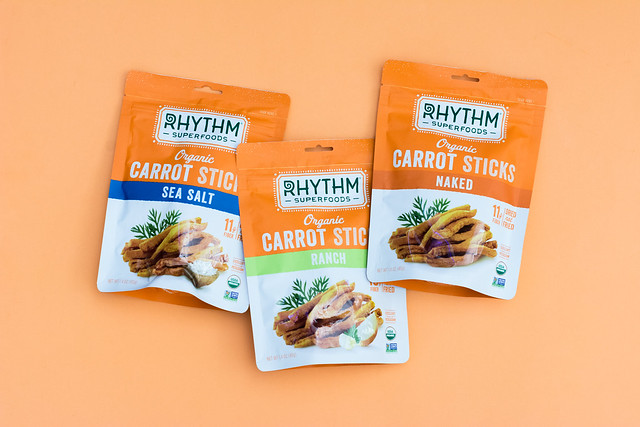 Rhythm Carrot Sticks