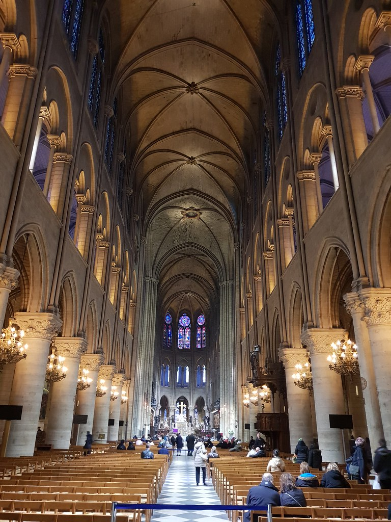巴黎聖母院Notre-Dame de Paris-6