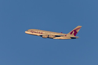Qatar Airways #A380-861