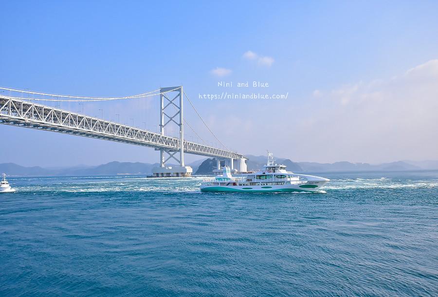 日本 鳴門漩渦 渦潮 淡路島 景點10