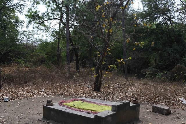 City Monument - Bedil's Tomb, Near Purana Quila