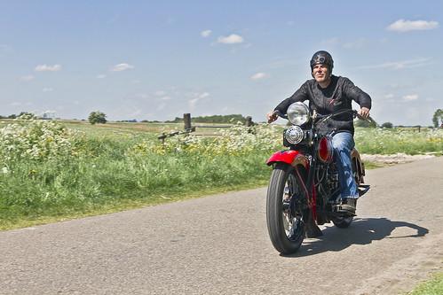 Harley-Davidson VLD 1934 (8987)