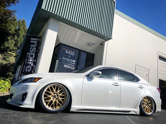 Inspire USA Lexus IS250 AWD