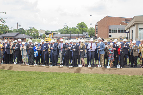 2018 New Academic and Residence Hall Groundbreaking
