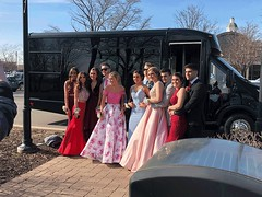 prom party bus 2018