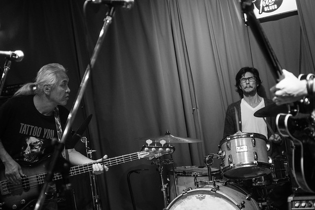 T.G.I.F. blues session at Terraplane, Tokyo, 11 May 2018 -00018