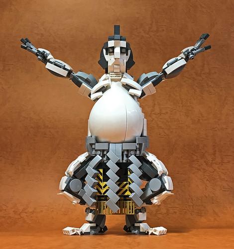 Robot Sumo wrestlers-06
