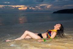 Kata Noi beach, Katathani resort