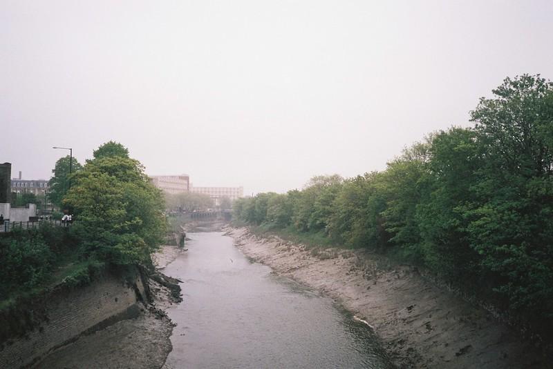 Misty Avon, Gaol Ferry Bridge