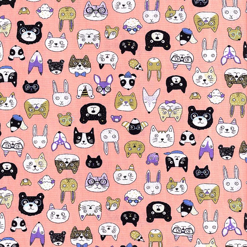 萌萌动物(大特价) 可爱动物 zoo 熊猫狗 绵羊 狐狸 松鼠 老鼠 兔子 手