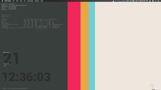 MacBook Pro (w/ External Monitor)