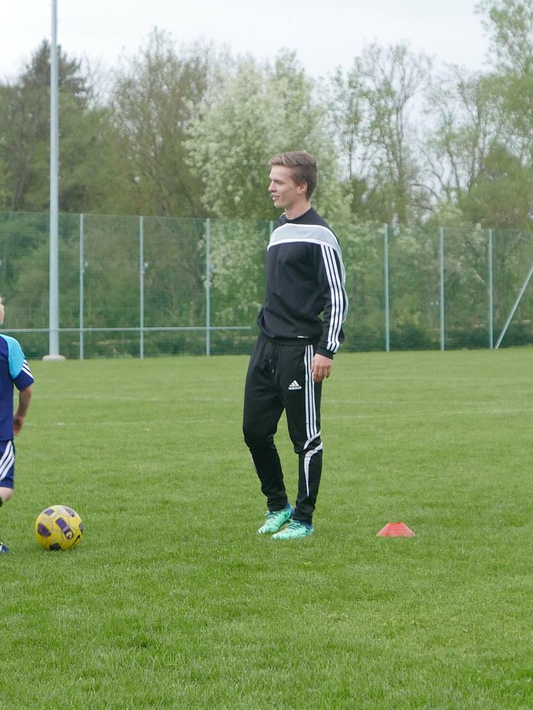 Training mit Nicolas Stettler 2018