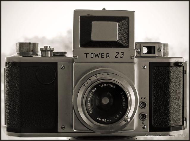 Tower 23 - Asahiflex 1a - 1953