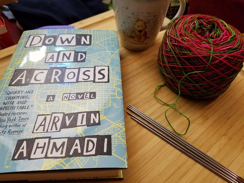 New Reading and Knitting