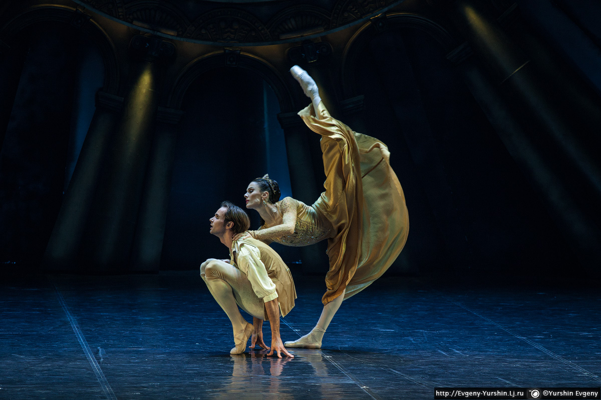 Russian Hamlet. A ballet by Boris Eifman
