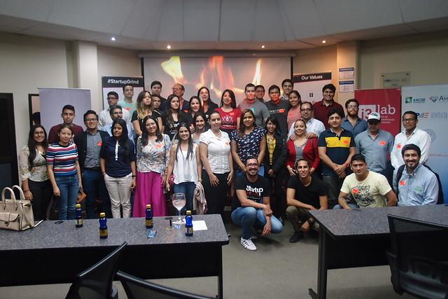 Startup Grind en ESPAE