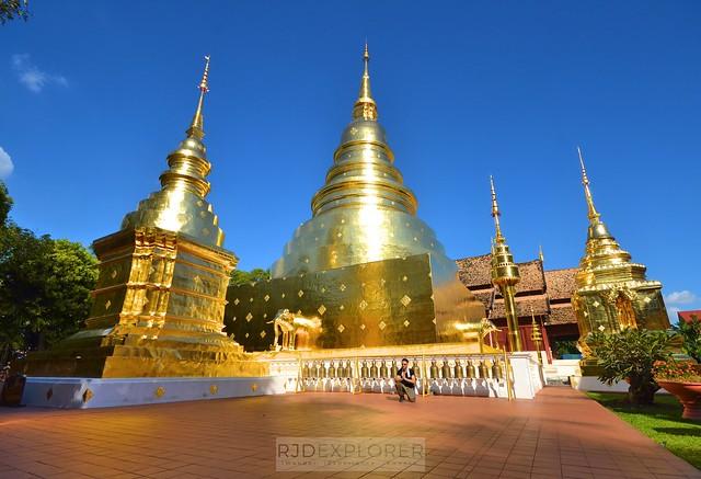 chiang mai itinerary thailand Wat Phra Singh