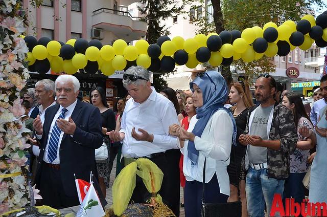 Doğru Hasar Merkezi Danışmanlık A.Ş. Akdeniz Bölge Müdürlüğü açılış töreni -5
