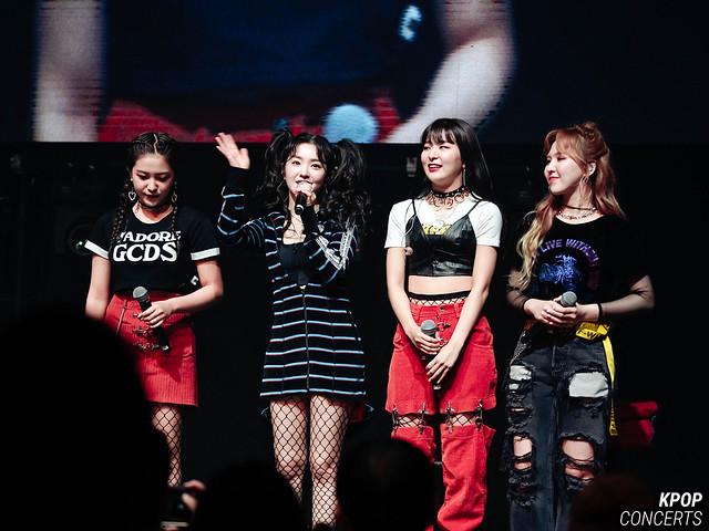 Red Velvet in Chicago