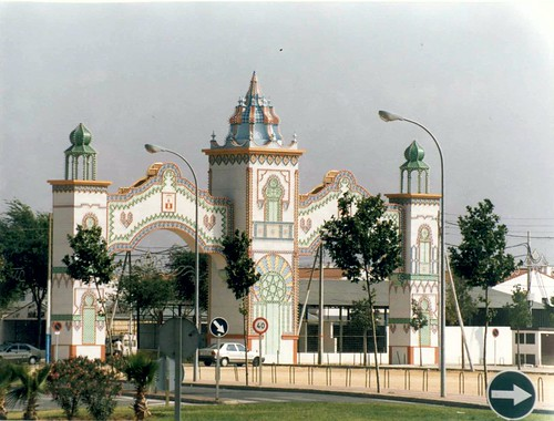 1995. Portada de la Feria de Mayo