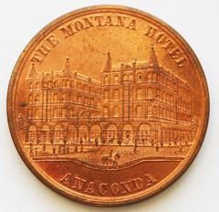 Montana Hotel obv